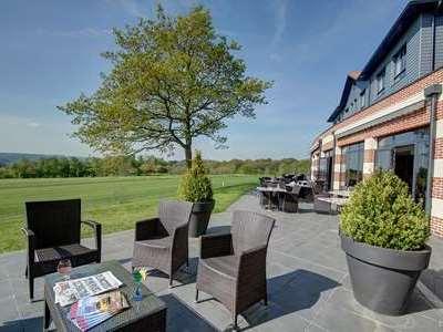 terrasse hotel golf