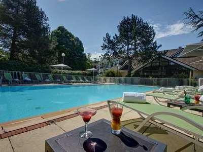 piscine hotel hardelot
