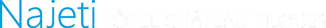 Logo du Najeti Hôtel Château Tilques