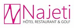 logo najeti hotels et golfs