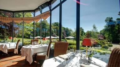 La verrière du Najeti Restaurant le Berthier