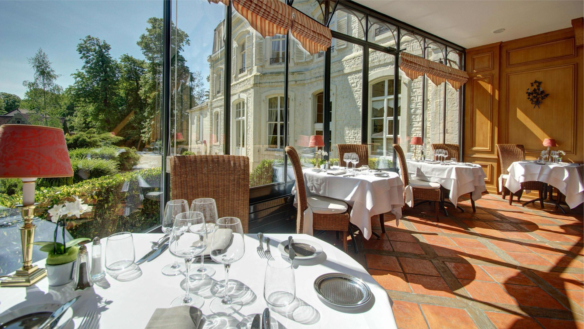 Restaurant Boulogne