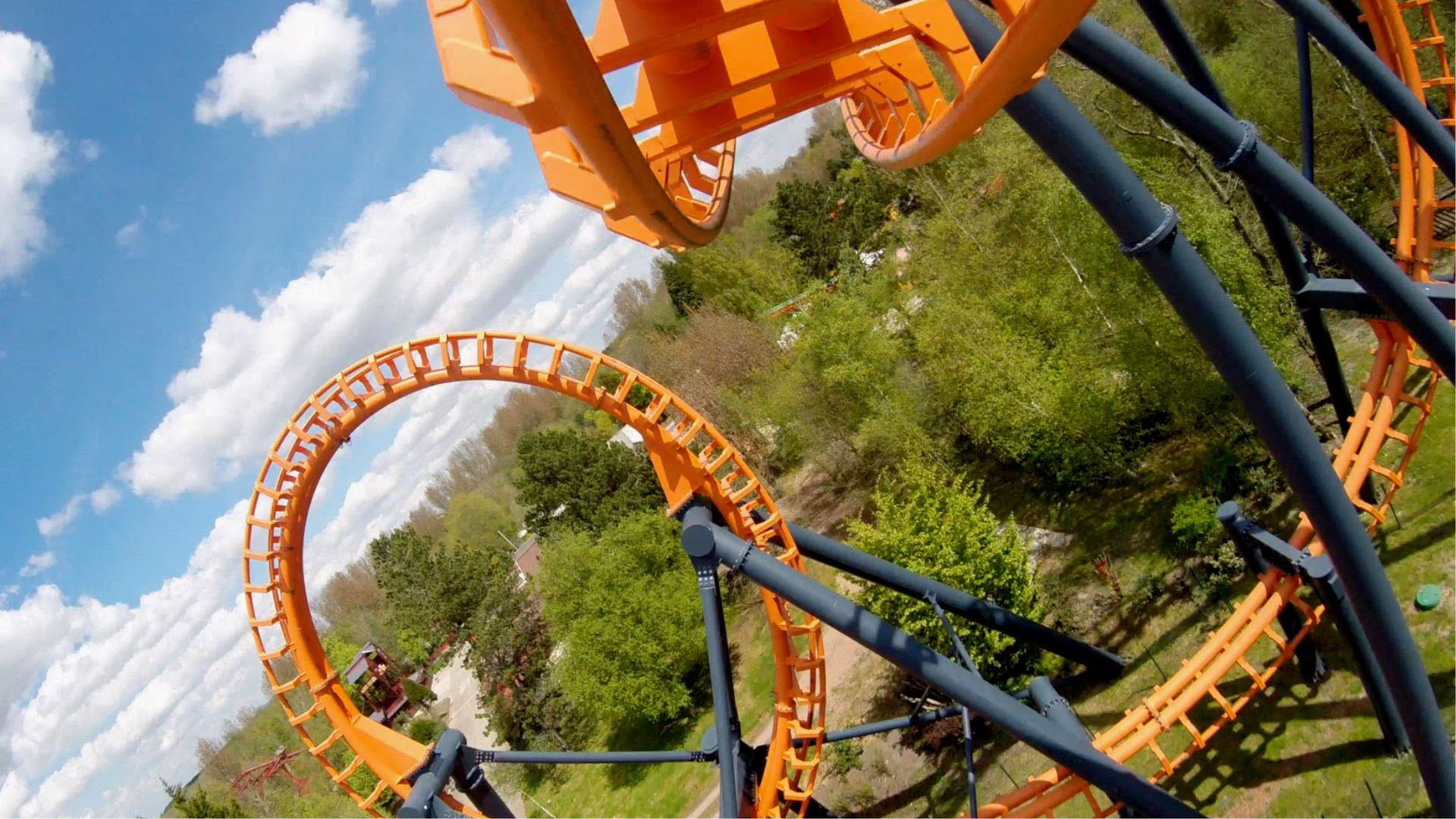 Parc d'attraction Bagatelle