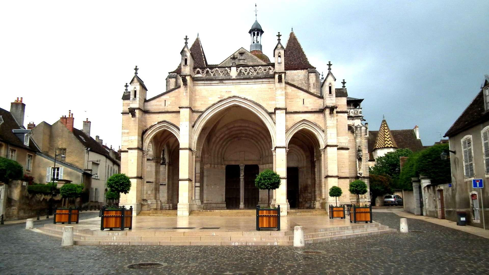 Basilique collégiale Notre-Dame de Beaune