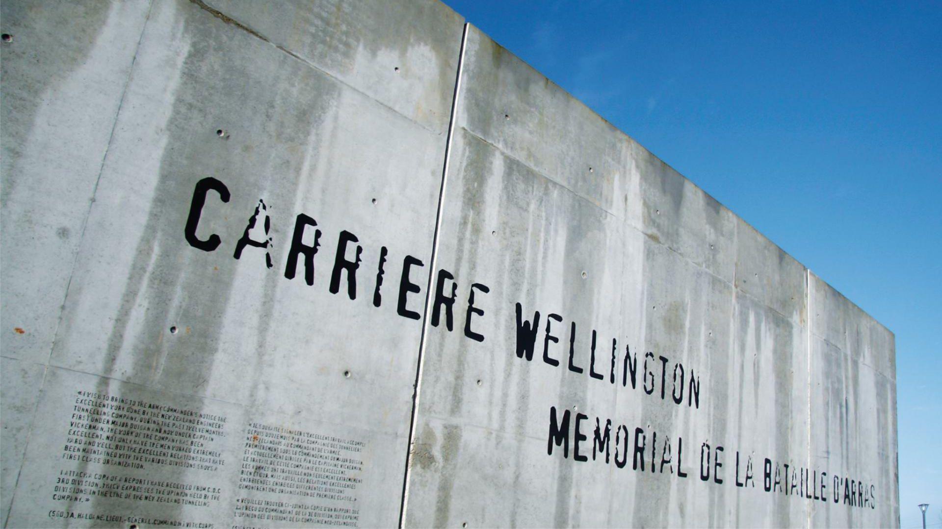 Carrière Wellington