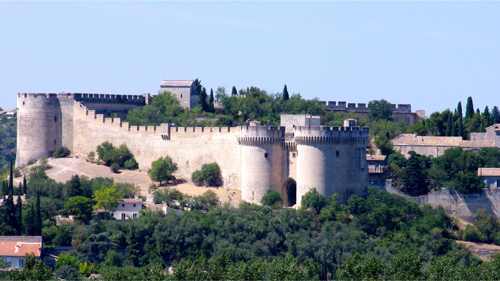 Fort Saint-André à Villeneuve-lès-Avignon