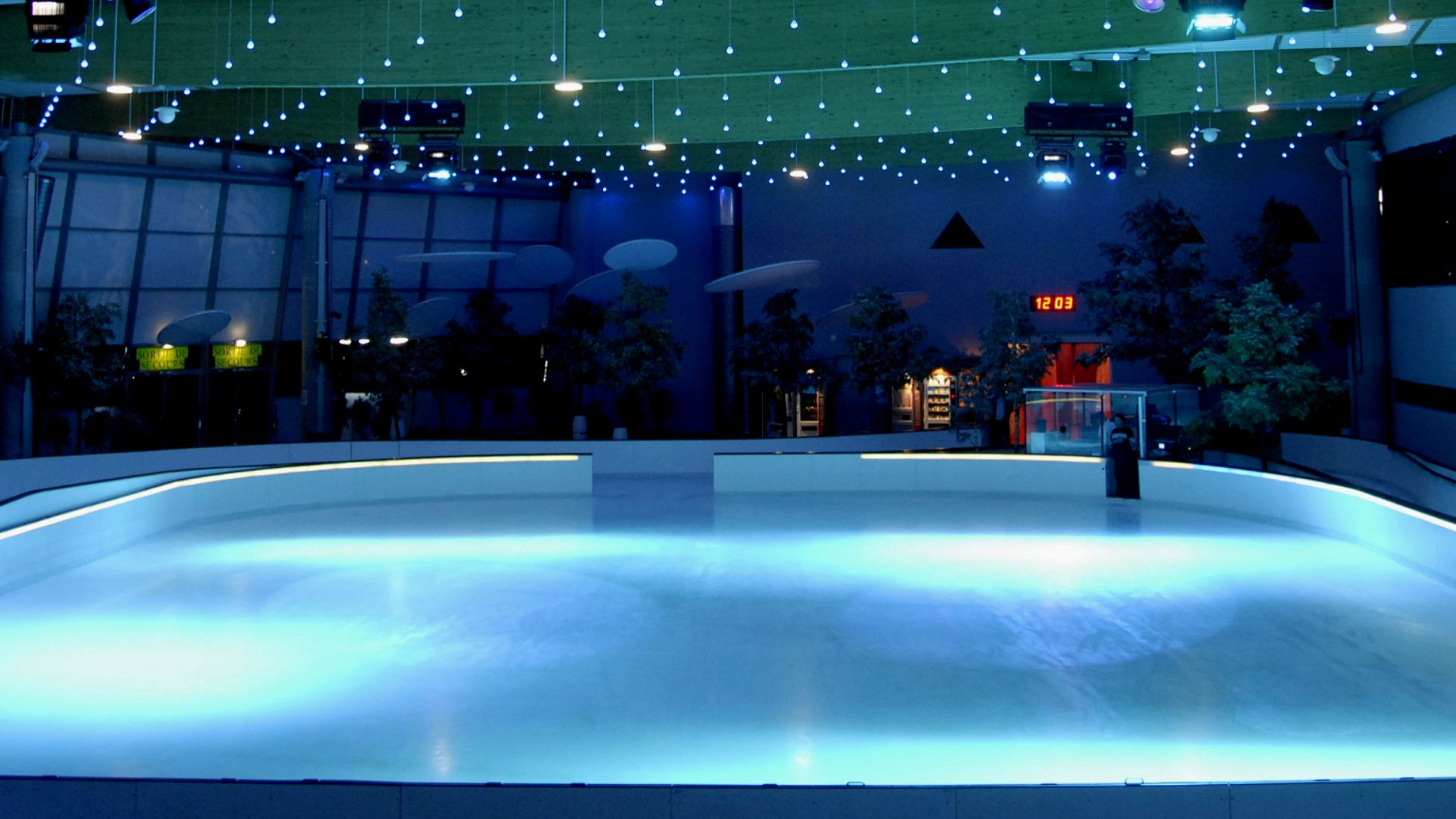 Patinage boulogne najeti h tel ch teau cl ry for Piscine patinoire
