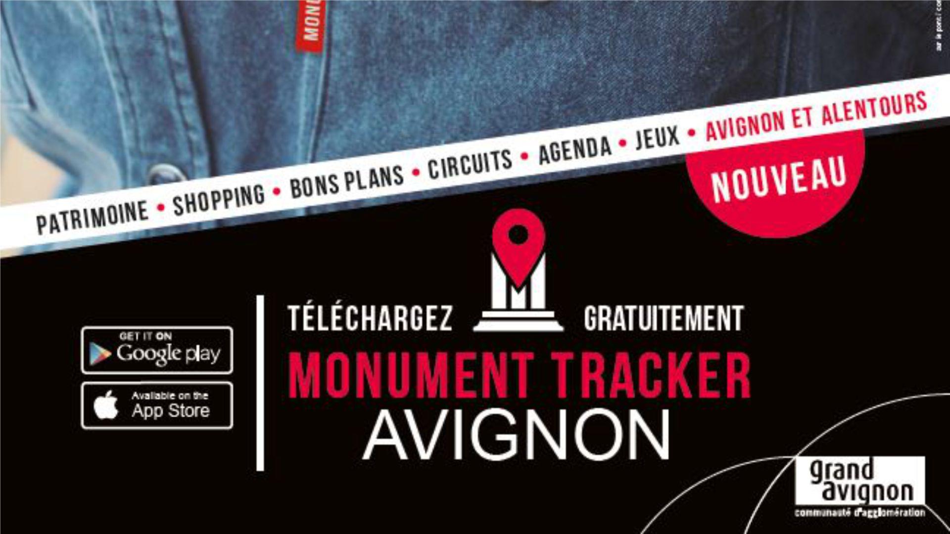 Monument Tracker Grand Avignon
