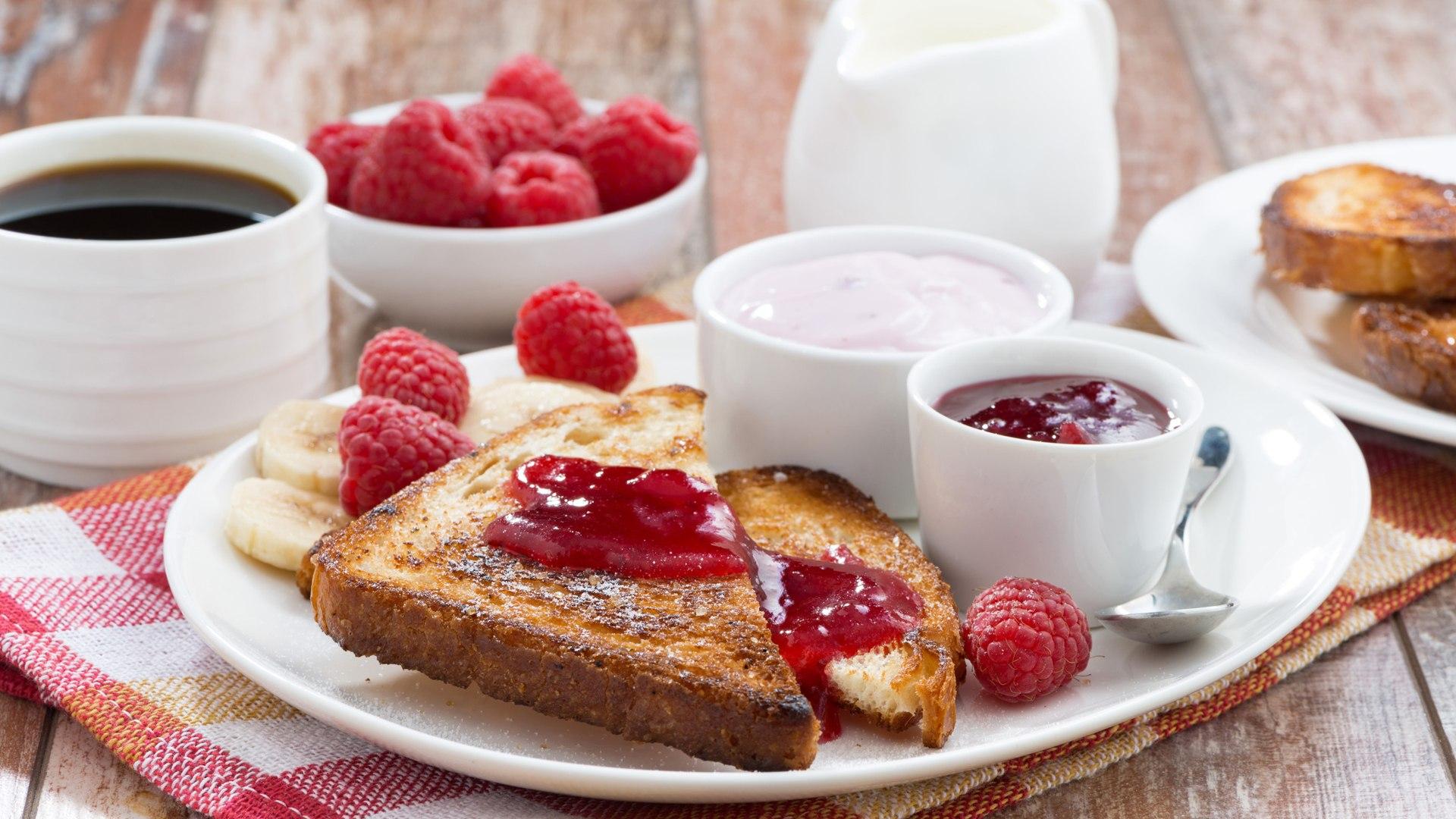 Najeti petit déjeuner