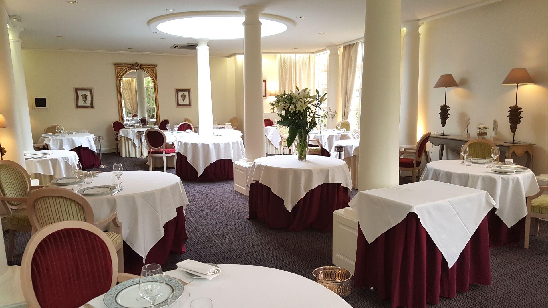 Le Mûrier - restaurant du Najeti Hôtel la Magnaneraie à Avignon