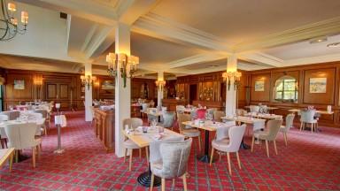 Le Najeti Restaurant l'Orangerie