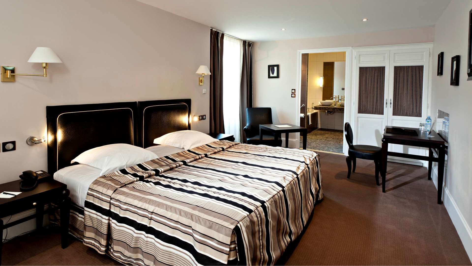 Chambre Luxe Hotel Hr34 Humatraffin