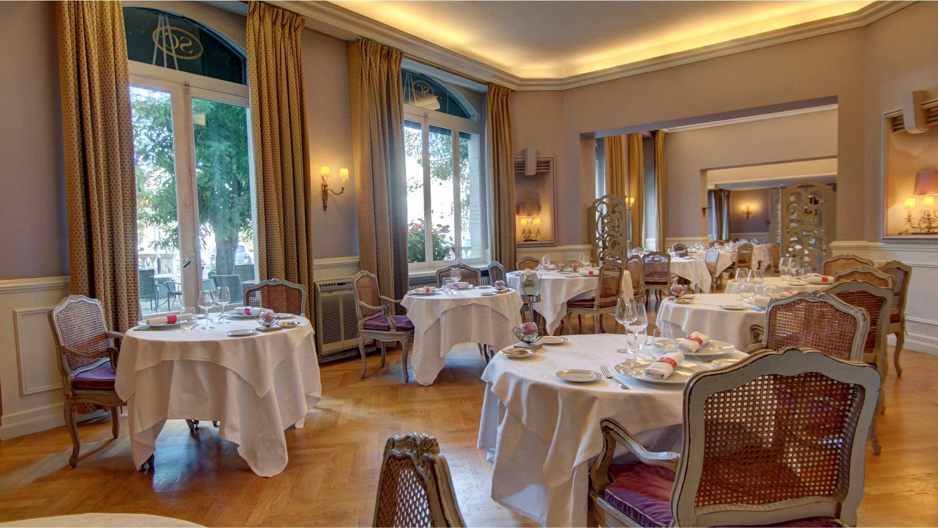 Restaurant du Najeti Hôtel de la Poste