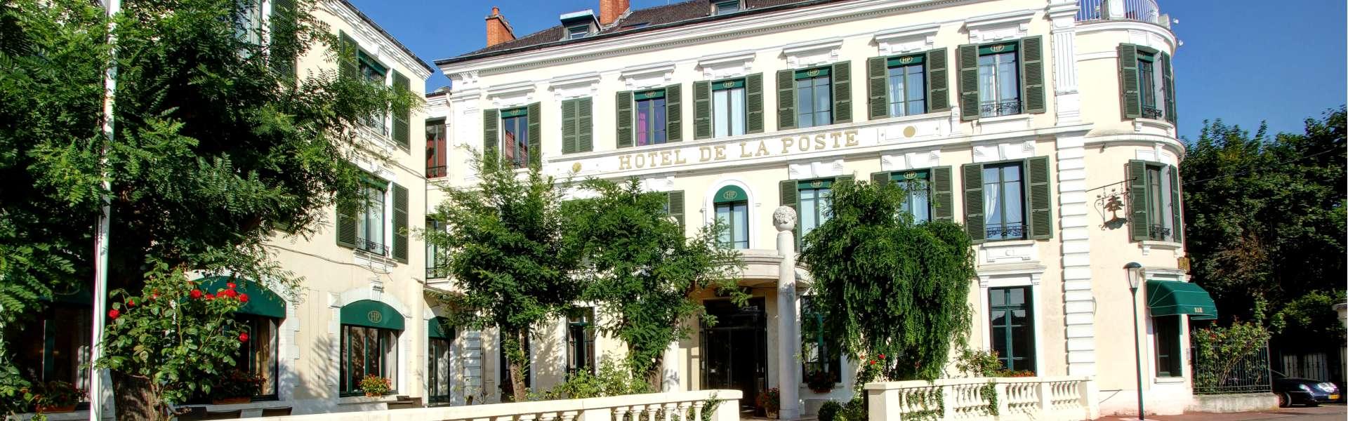 Restaurant Hotel De La Poste