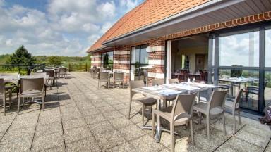 La terrasse de la Najeti Brasserie le Ristandèl