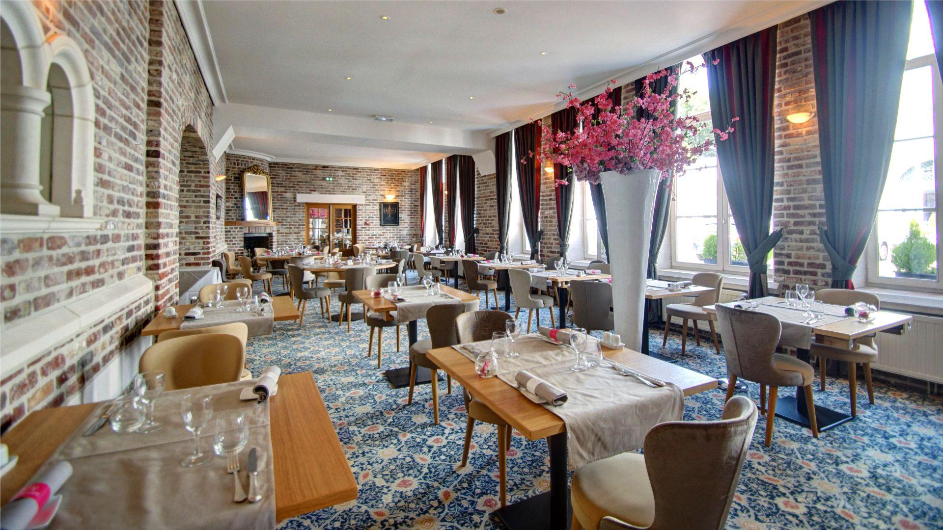 Le Restaurant le Clusius à Arras