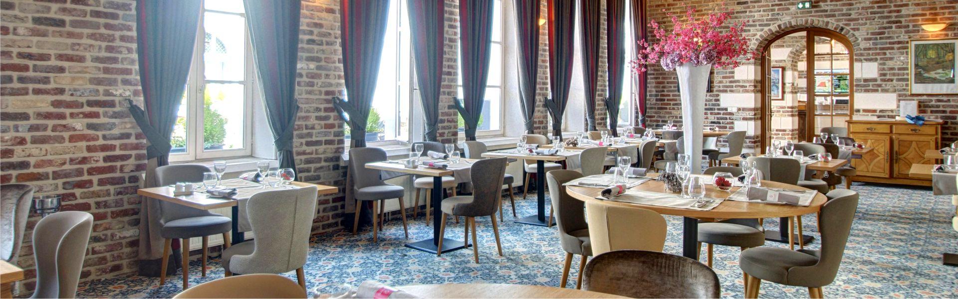 Le restaurant du Najeti Hôtel de l'Univers