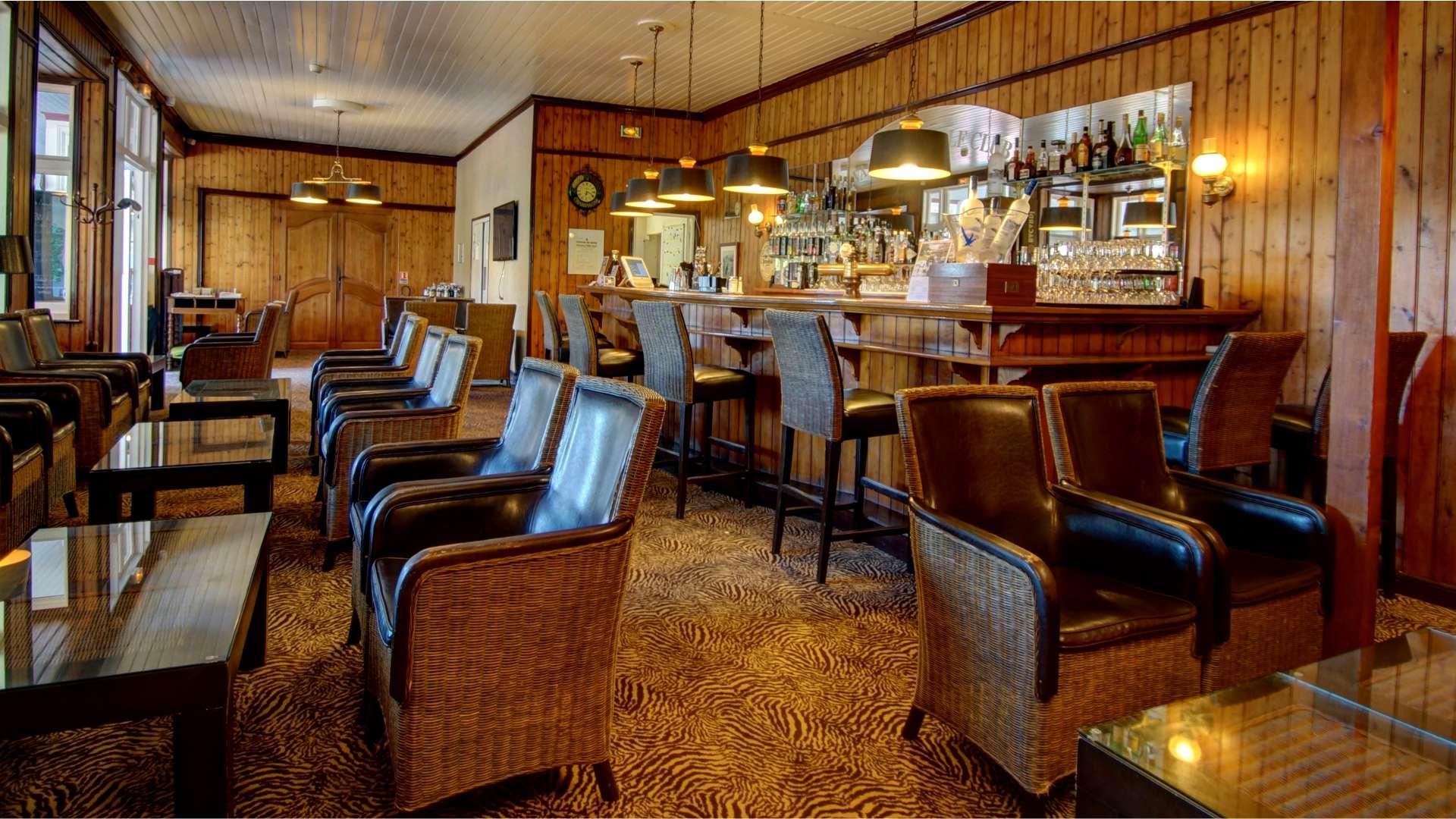 Le bar le Pavillon à Saint-Raphaël