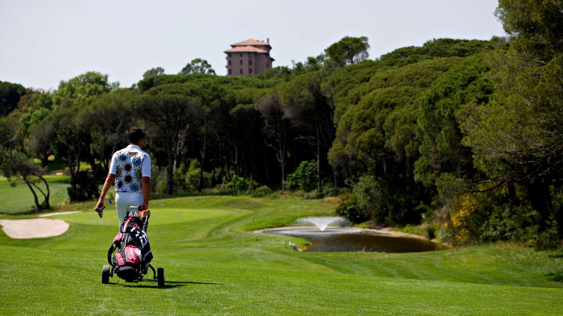 Le golf de Valescure à Saint Raphaël