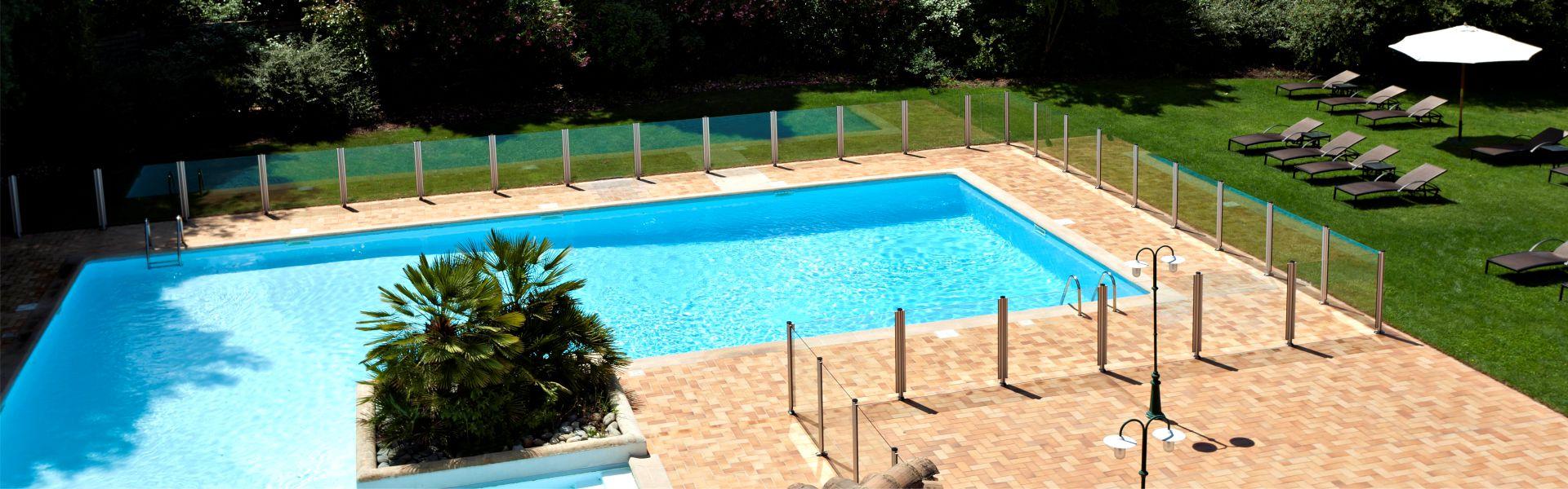 Piscine du Najeti Golf Hôtel de Valescure à Saint-Raphaël