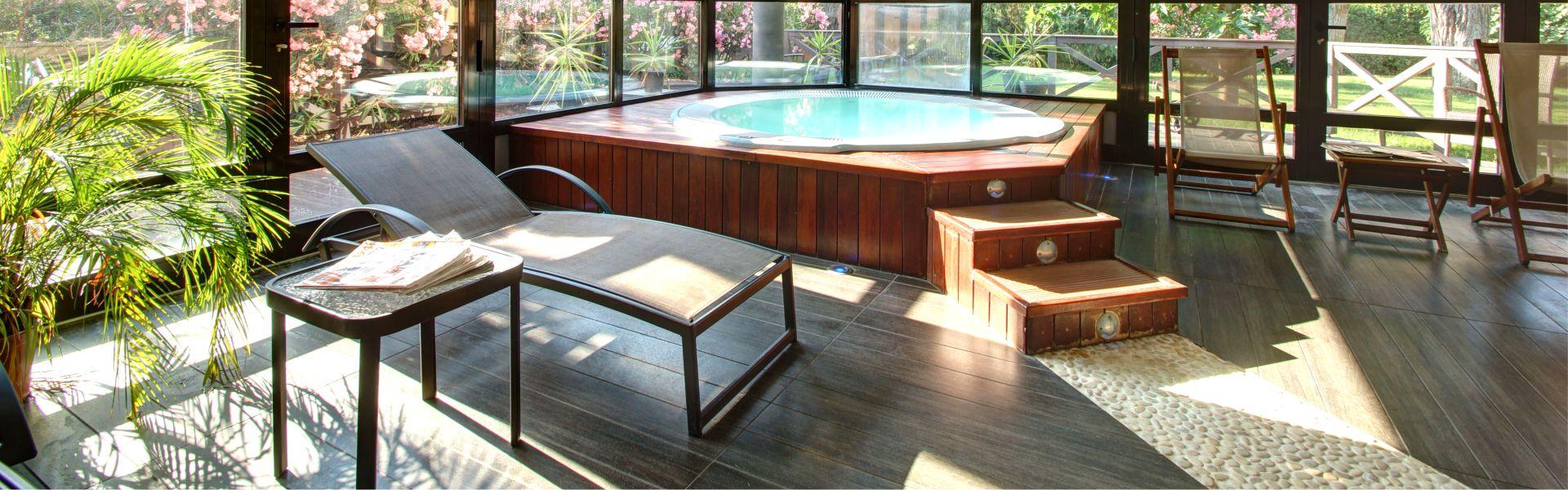 Le spa Kitao du Najeti Hôtel de Valescure